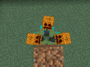 Minecraft ハロウィン