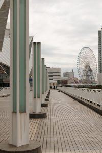 パシフィコ横浜前 CP+ 2017