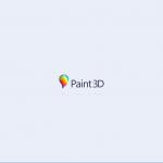 Windows 10 Creators Update ペイント3D 起動画面