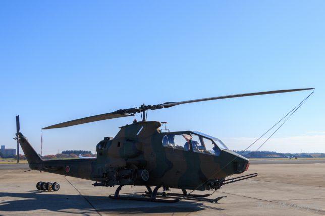 入間航空祭 2017 AH-1S