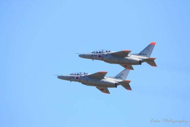 入間航空祭 2017 T-4
