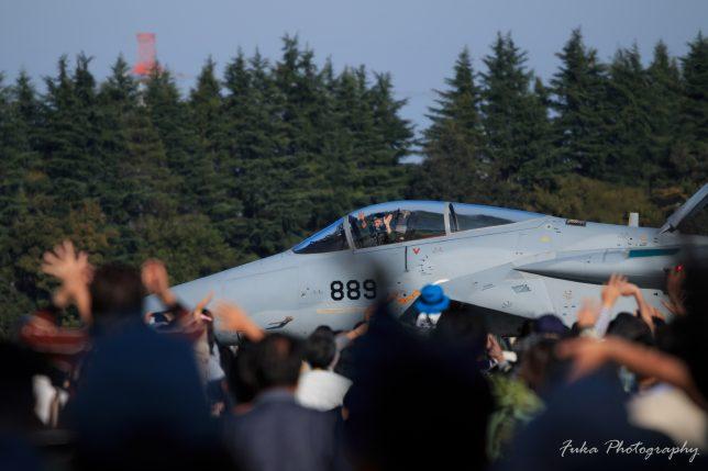 入間航空祭 2017 F-15J
