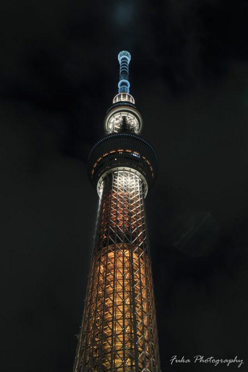 東京スカイツリー 幟