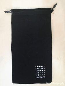 PROTAGE レンズヒーター 付属の袋