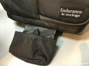 Endurance 石突き用ポケット