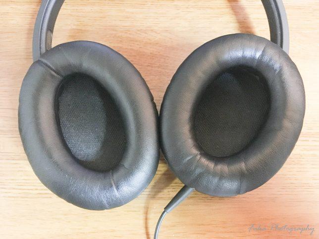 BOSE AE2 audio headphones イヤークッション交換後