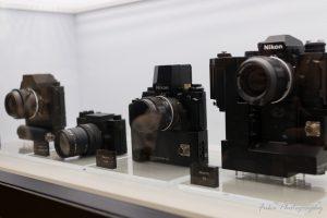 cp+ 2018 NIKON 特別展示スペースカメラ