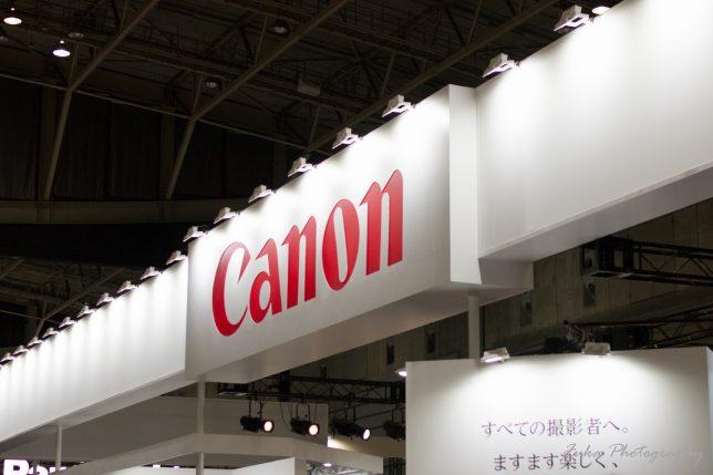 cp+ 2018 CANON