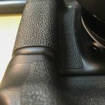 EOS70Dのグリップの剥がれ
