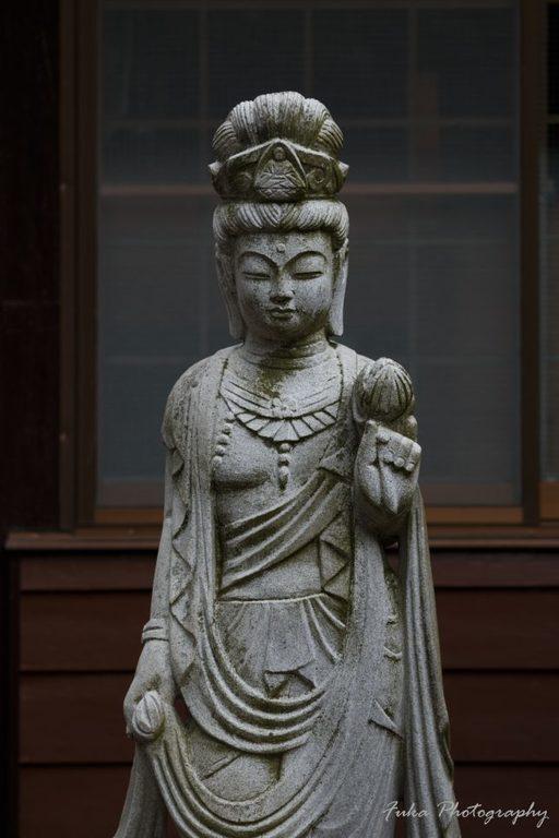 祖光院 石像