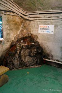 関電トンネルトロリーバス 黒部ダム駅