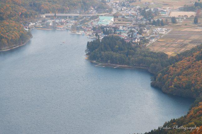 小熊山パラグライダー場 木崎湖キャンプ場