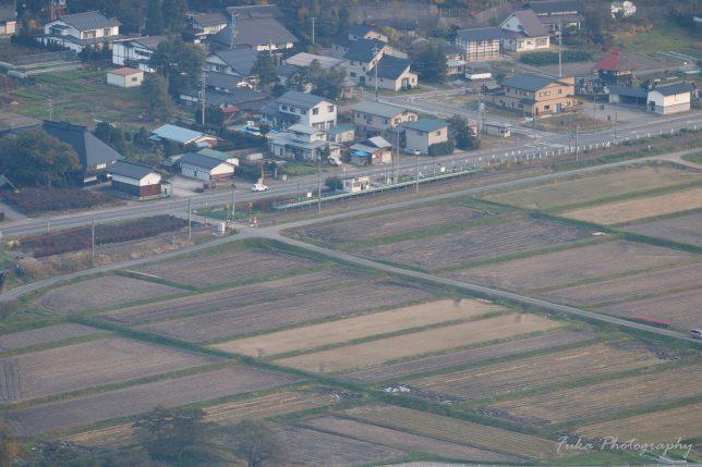 小熊山パラグライダー場 稲尾駅