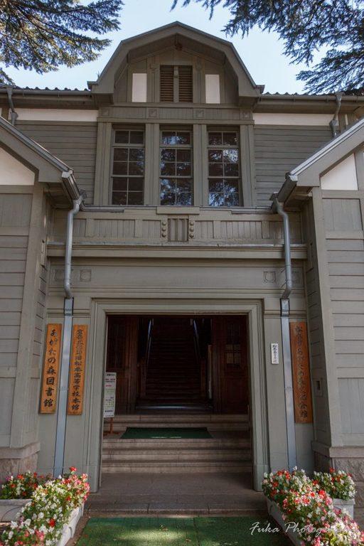旧松本高等学校
