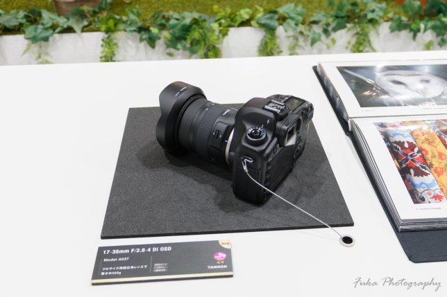 cp+ 2019 TAMRON 17-35mm F/2.8-4 Di OSD