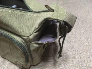 EtsHaim A450 CANVAS BAG サイドポケット