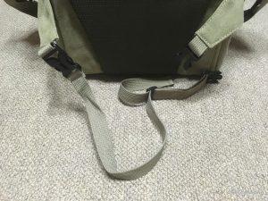 EtsHaim A450 CANVAS BAG ベルト