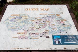 ロックハート城 マップ
