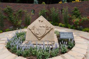 ロックハート城 William's Garden