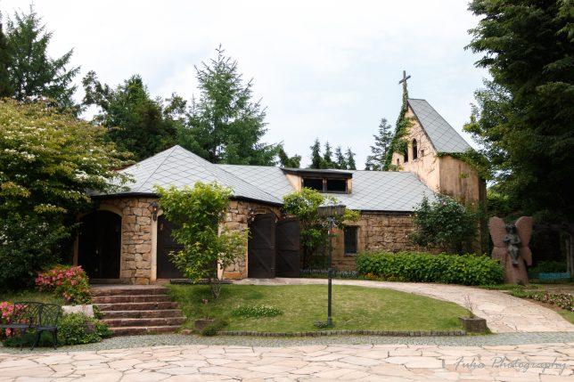 ロックハート城 セントローレンス教会