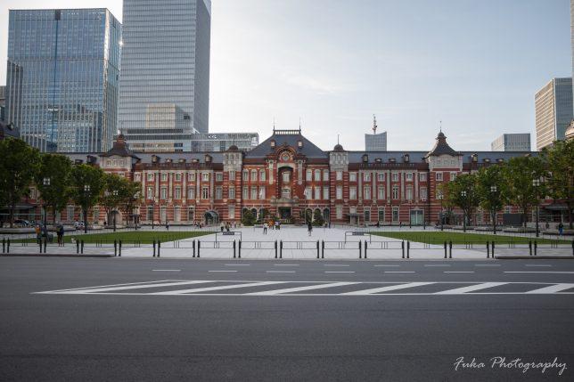 東京駅 丸の内中央口
