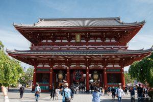 浅草寺 宝蔵門(仁王門)