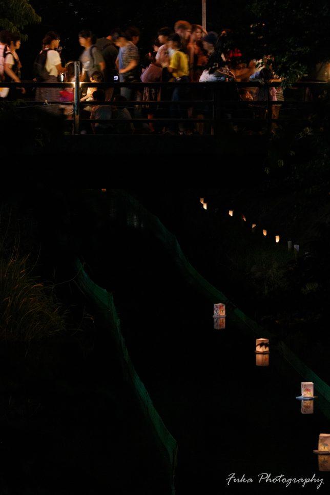松戸宿坂川献灯まつり 2019
