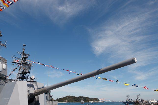 令和元年度 自衛隊観艦式 フリートウィーク2019横須賀