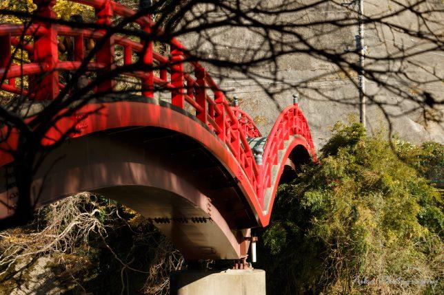 養老渓谷 観音橋