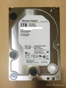 Western Digital Ultrastar 2T DC HA210 HUS722T2TALA604